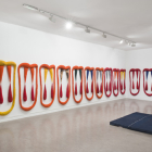 Sterling Ruby, Soft Work, 2012, installation view, FRAC Champagne-Ardenne, Reims. Photo: Martin Argyroglo