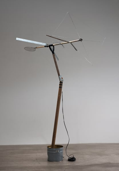 Reconstruction of an antenna (As seen on TV)