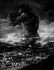 Untitled (After Goya, The Colossus or Panic)