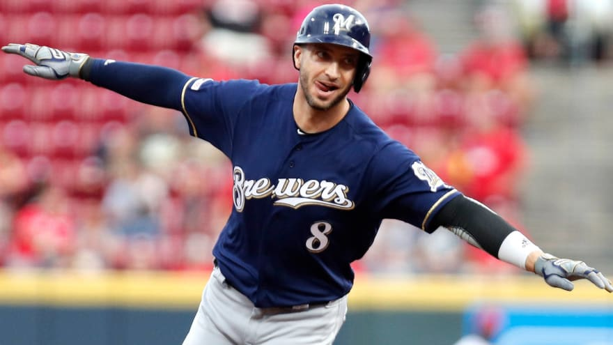 Ryan Braun says he could retire after 2020 season