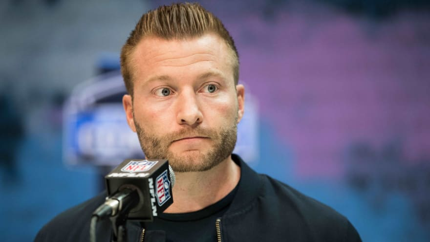 Would Los Angeles Rams Head Coach Sean Mcvay Be On The Hot Seat If Team Struggles In 2020 Yardbarker