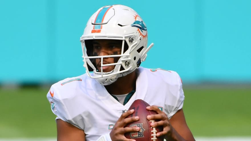 Tua Tagovailoa Has Surprising Quote After Dolphins Win Yardbarker