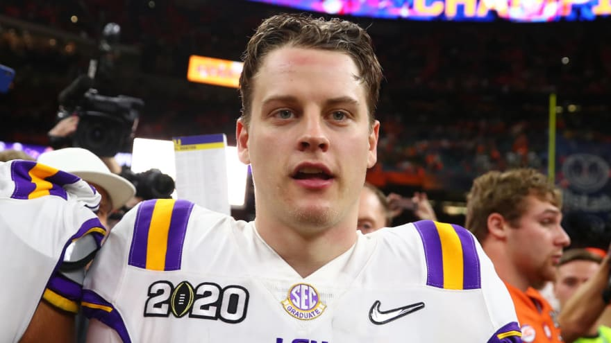 Report: NFL exec believes five QBs will be selected in the top 15 picks of 2020 draft