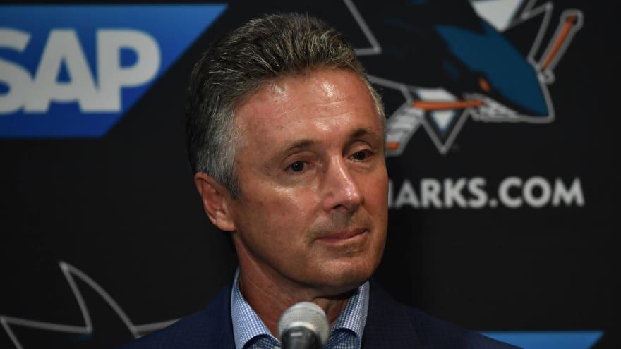 Sharks' Doug Wilson receives vote of confidence