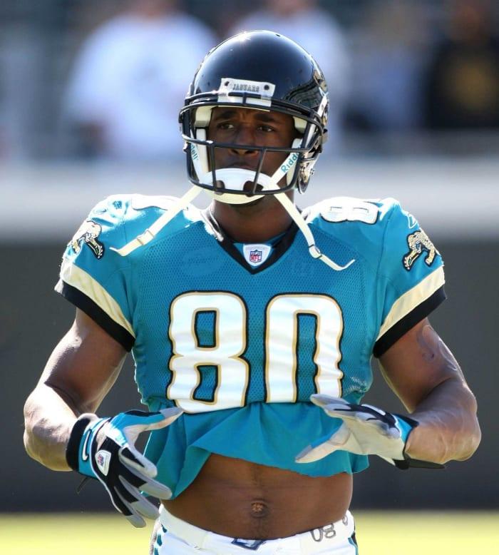 Jacksonville Jaguars worst: Jerry Porter, WR