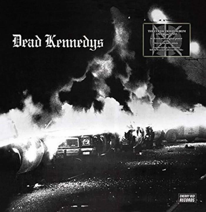 """Kill the Poor,"" (Fresh Fruit for Rotting Vegetables, 1980), Dead Kennedys"