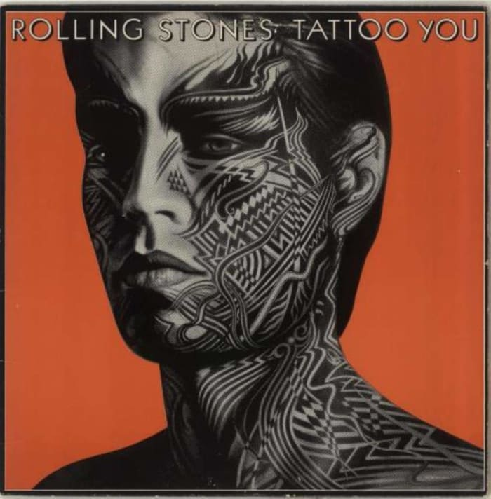 """""""Start Me Up,"""" (Tattoo You, 1981), Rolling Stones"""