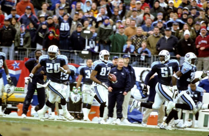 The Music City Miracle