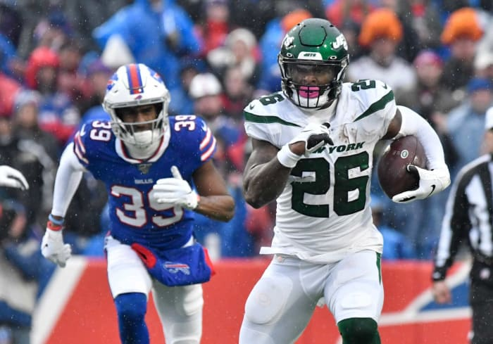 New York Jets: Le'Veon Bell, RB
