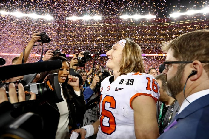 Clemson wins second crown in three years