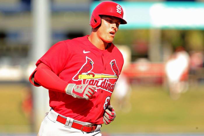 St. Louis Cardinals: Nolan Gorman, 3B