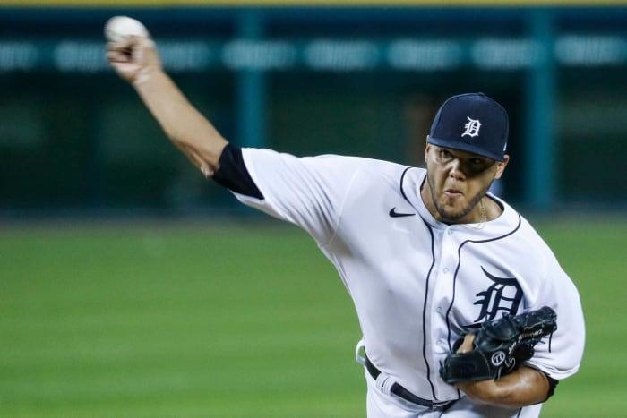 Detroit Tigers: Joe Jimenez, RP