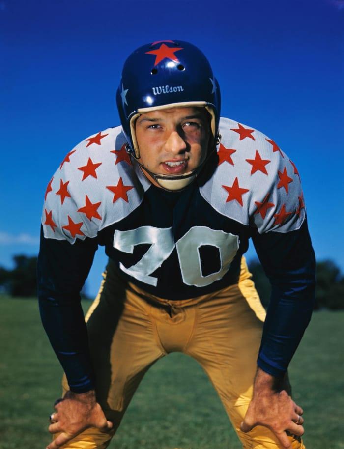Leon Hart, E/FB, Detroit Lions (1950)