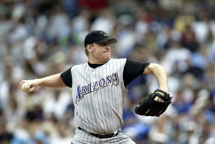 2000: Diamondbacks acquire Curt Schilling from the Phillies for four players