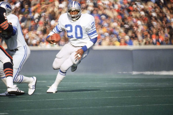 1980: Billy Sims, Lions