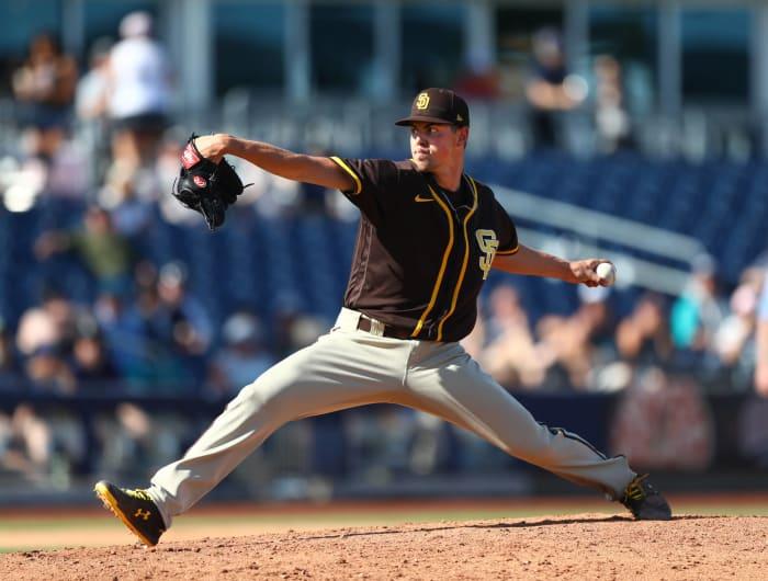 San Diego Padres: Mackenzie Gore, LHP