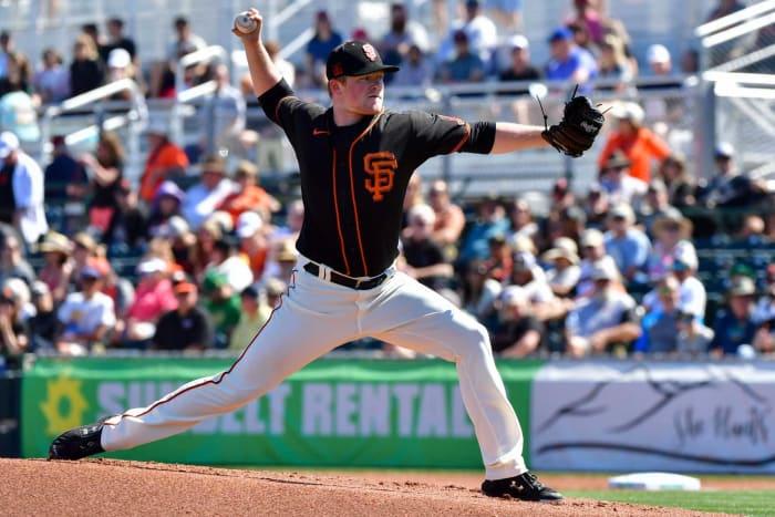 San Francisco Giants: Logan Webb, SP