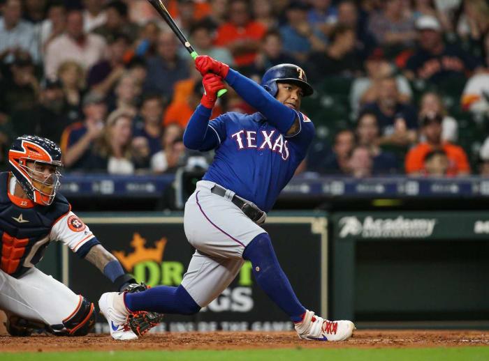 Texas Rangers: Willie Calhoun, LF