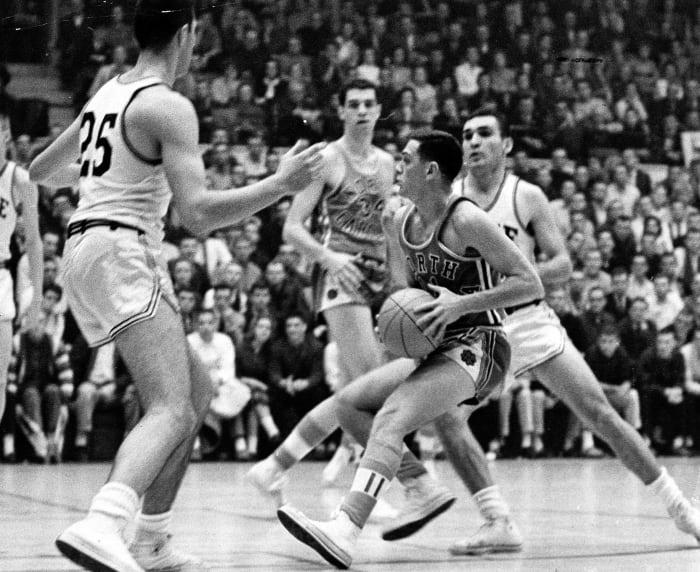 1961: The brawl
