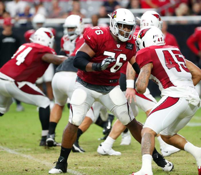 Marcus Gilbert, Arizona Cardinals