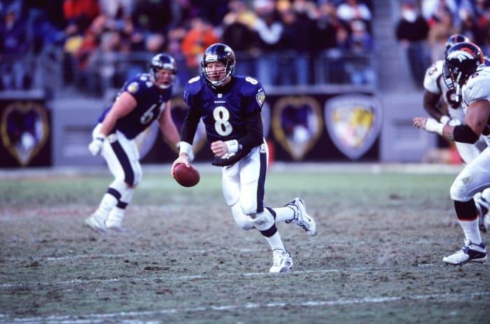 Trent Dilfer, 2000