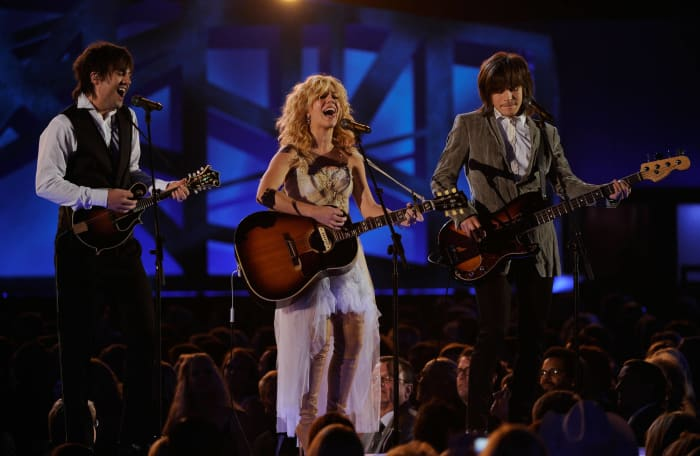 """""""If I Die Young,"""" The Band Perry"""