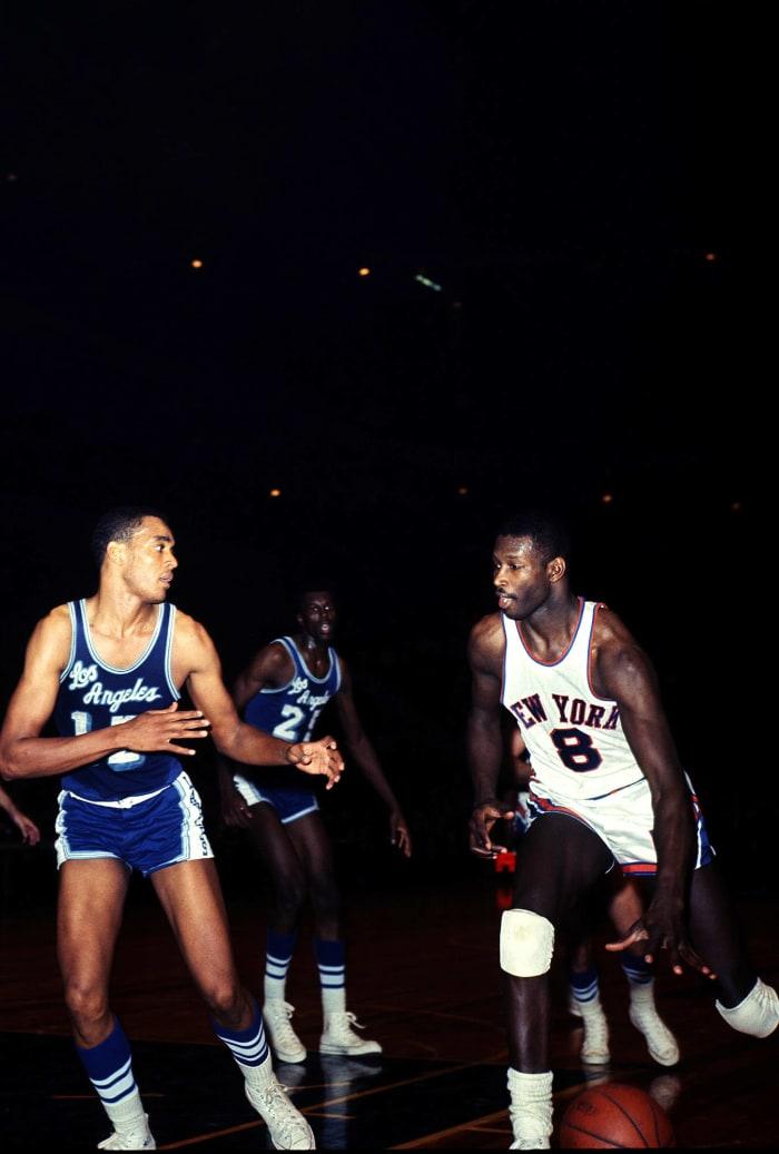 Washington Wizards: Walt Bellamy