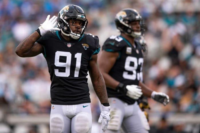 Jacksonville Jaguars: Yannick Ngakoue