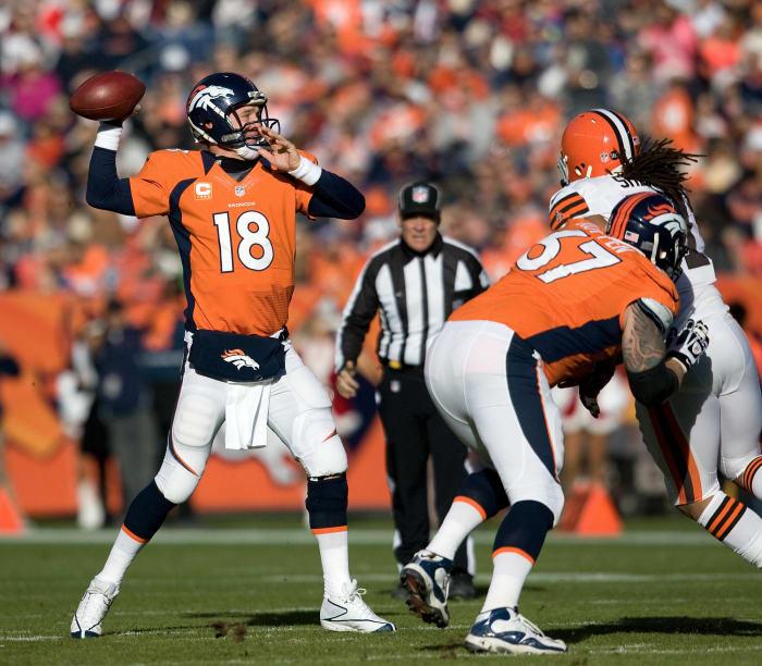 Peyton Manning, 2012