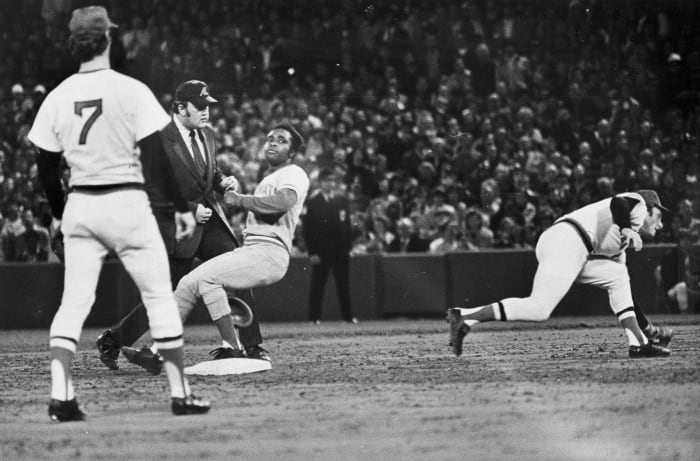 1975: Game 7 - Cincinnati Reds 4, Boston Red Sox 3