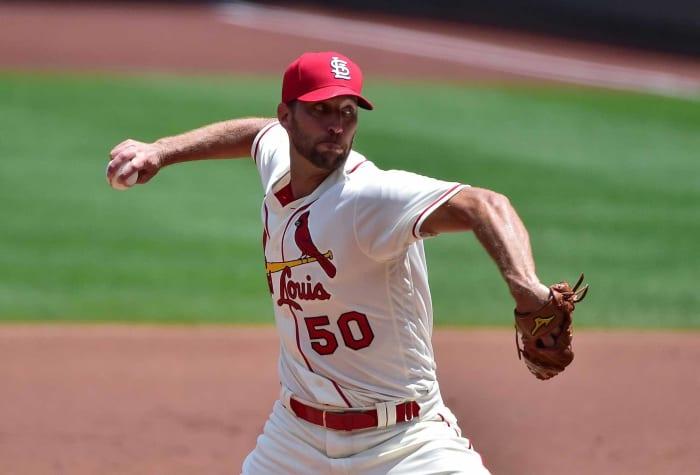 38: Adam Wainwright, SP, Cardinals