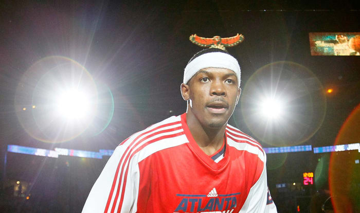 Atlanta Hawks: Joe Johnson