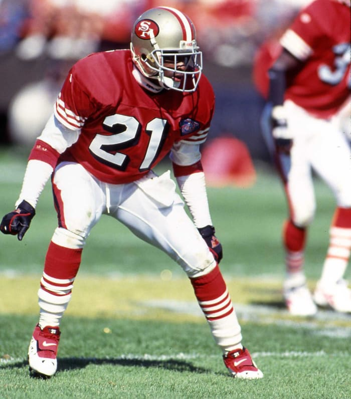 1994: 49ers sign Deion Sanders