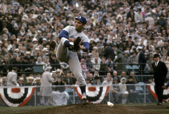 1965: Game 7 - Los Angeles Dodgers 2, Minnesota Twins 0