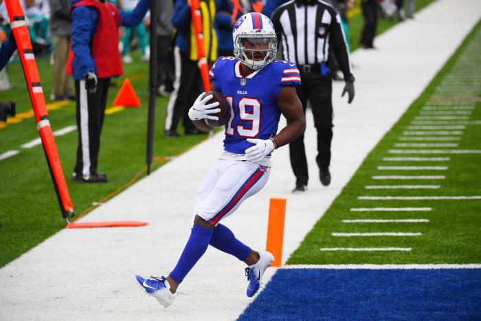 Gadget player showcases Bills' wideout depth