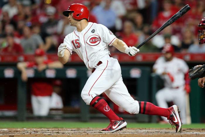 Cincinnati Reds: Nick Senzel, CF