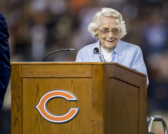 Virginia Halas McCaskey (97)