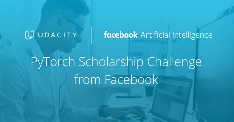 PyTorch Scholarship Challenge from Facebook