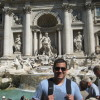 A student studying abroad with SUNY Geneseo: Rome - Humanities Course