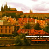 A student studying abroad with ISA Study Abroad in Prague, Czech Republic