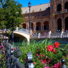 A student studying abroad with Sweet Briar College: Junior Year in Spain - University of Seville