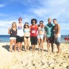 A student studying abroad with CAPA International Education: Sydney Study or Intern Abroad