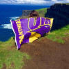 A student studying abroad with University of Northern Iowa: Sustainability Abroad Capstone