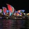 A student studying abroad with Arcadia: Sydney -Sydney Internship Program Summer