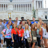 A student studying abroad with API (Academic Programs International): Rome - John Cabot University