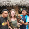 A student studying abroad with ISEP Exchange: Ecuador - Universidad Casa Grande