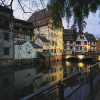 A student studying abroad with Accès: Strasbourg - Accès Classique: Semester Study Abroad