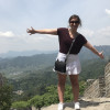 A student studying abroad with International Business Seminars / IBS: Summer China