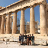 A student studying abroad with College Year in Athens: Summer Programs in Athens