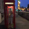 A student studying abroad with IES Abroad: London - UK Today Summer